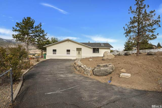 1395 Lord, Washoe Valley, NV 89704 (MLS #210015794) :: Morales Hall Group