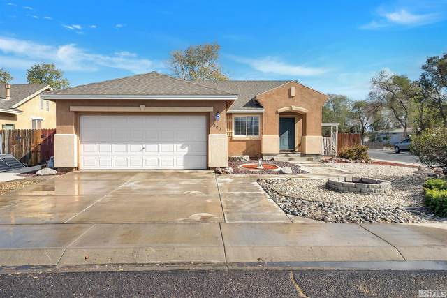 300 Marshall, Fernley, NV 89408 (MLS #210015795) :: Chase International Real Estate