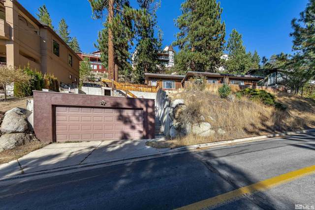 633 Don Drive, Zephyr Cove, NV 89448 (MLS #210015797) :: Chase International Real Estate
