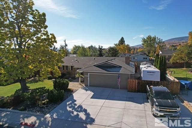 3350 Cashill, Reno, NV 89509 (MLS #210015798) :: Morales Hall Group