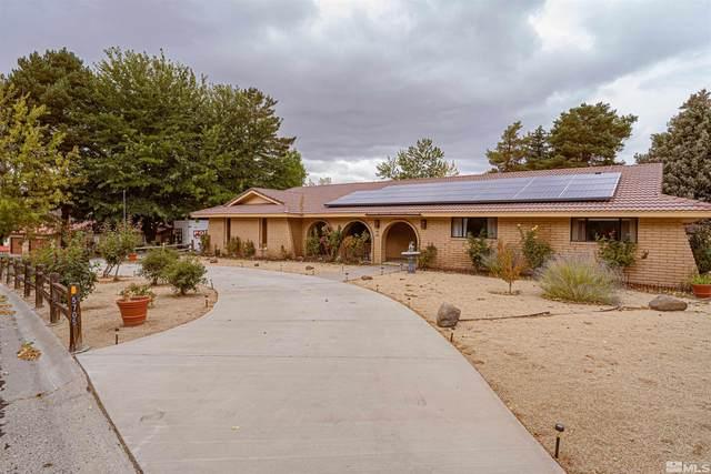5705 Blue Hills Drive, Reno, NV 89502 (MLS #210015800) :: Chase International Real Estate
