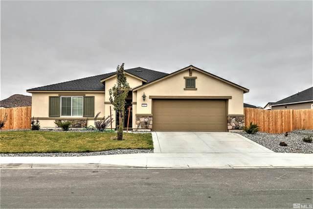 941 Garden Pond Way, Sparks, NV 89441 (MLS #210015801) :: Chase International Real Estate