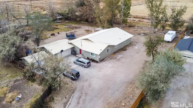 2110 Thomas Court, Fallon, NV 89406 (MLS #210015802) :: Chase International Real Estate