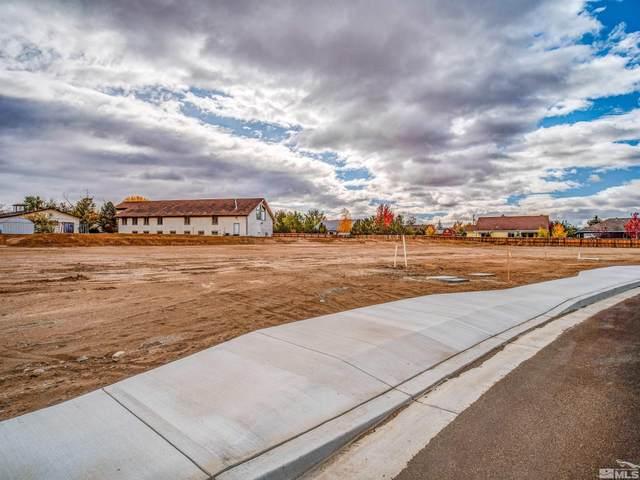 100 Chapel Crest #6, Gardnerville, NV 89460 (MLS #210015805) :: NVGemme Real Estate
