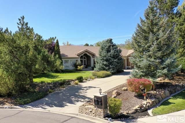 45 Fox Glove Ct, Reno, NV 89511 (MLS #210015817) :: Chase International Real Estate