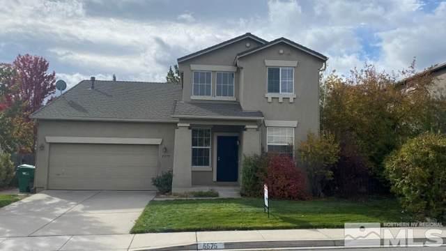 5575 Cathedral Peak Dr., Sparks, NV 89436 (MLS #210015818) :: Chase International Real Estate