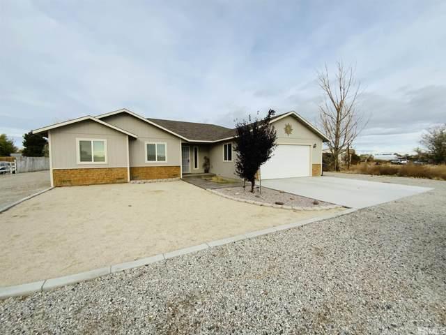 2890 Harrigan Road, Fallon, NV 89406 (MLS #210015823) :: Chase International Real Estate