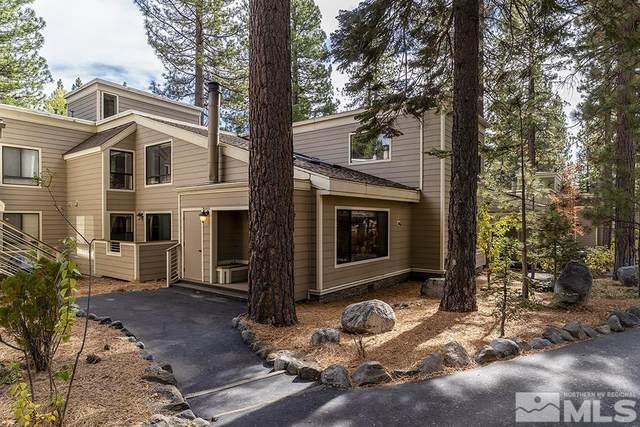 121 Juanita Drive #17, Incline Village, NV 89451 (MLS #210015826) :: Chase International Real Estate