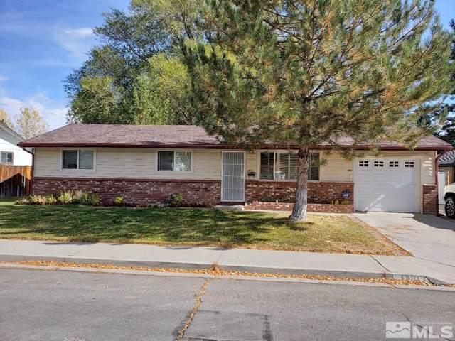 1801 Rand Ave., Carson City, NV 89706 (MLS #210015827) :: Vaulet Group Real Estate