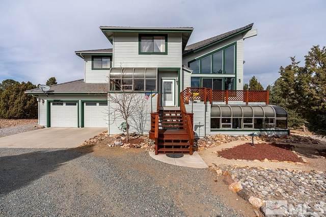 1810 Castle Peak Rd., Reno, NV 89521 (MLS #210015831) :: Colley Goode Group- CG Realty