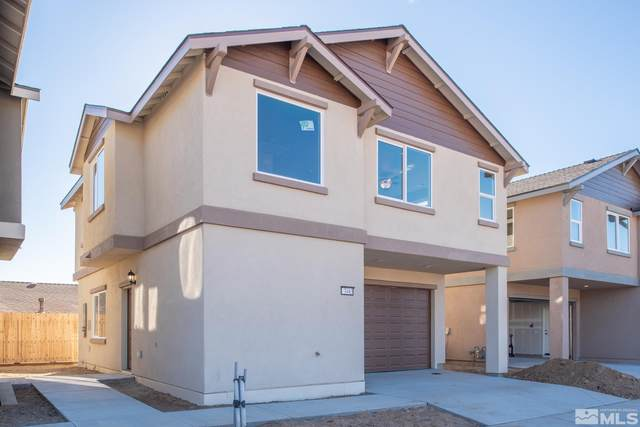 3477 E Garden #43, Carson City, NV 89705 (MLS #210015834) :: Vaulet Group Real Estate