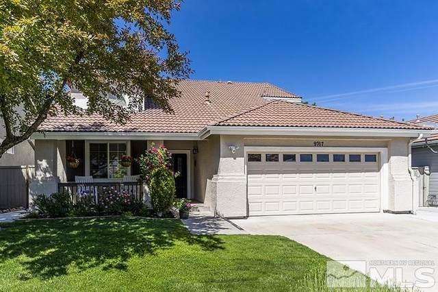 9767 Northrup Drive, Reno, NV 89511 (MLS #210015835) :: Chase International Real Estate