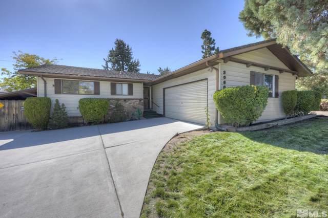 3060 Slater Ave, Reno, NV 89503 (MLS #210015836) :: Chase International Real Estate