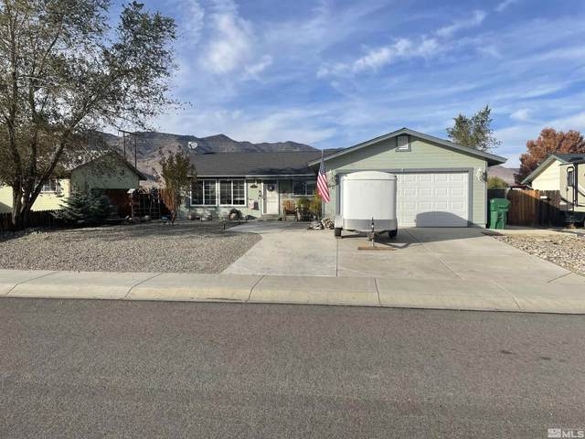 760 Monico, Dayton, NV 89403 (MLS #210015840) :: NVGemme Real Estate