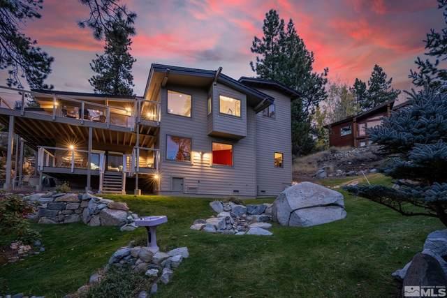 617 Stanley Cir., Zephyr Cove, NV 89448 (MLS #210015841) :: Chase International Real Estate