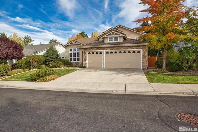 4842 Ramcreek Trail, Reno, NV 89519 (MLS #210015848) :: Morales Hall Group
