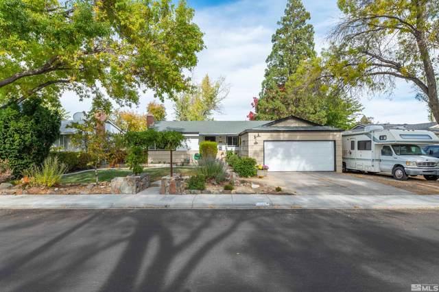 930 Bowman Dr, Reno, NV 89503 (MLS #210015849) :: Chase International Real Estate