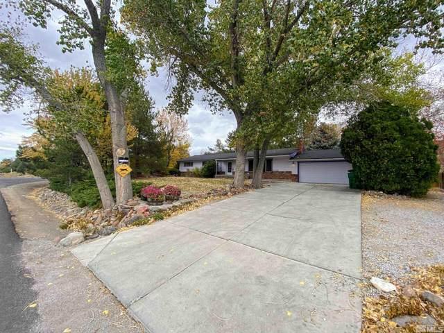 14450 Rancheros Drive, Reno, NV 89521 (MLS #210015857) :: Vaulet Group Real Estate