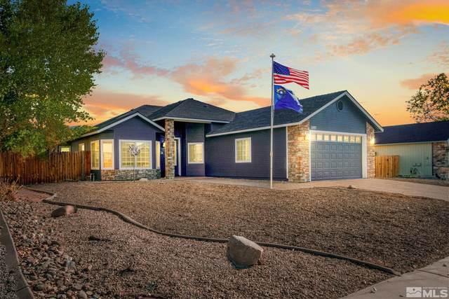 1005 Ryegrass, Dayton, NV 89403 (MLS #210015859) :: Chase International Real Estate
