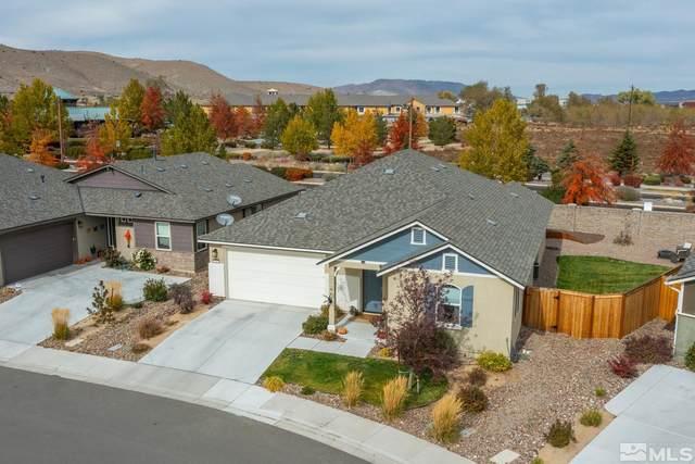 1185 Silver Coyote Dr., Sparks, NV 89436 (MLS #210015864) :: Chase International Real Estate
