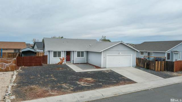 221 Endeavor, Fernley, NV 89408 (MLS #210015866) :: Colley Goode Group- CG Realty