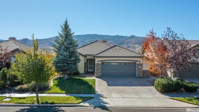 1165 Meridian Ranch, Reno, NV 89523 (MLS #210015868) :: Vaulet Group Real Estate