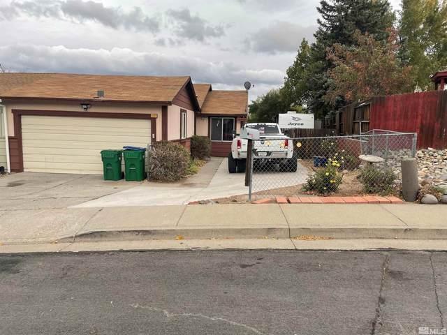 6776 Honeysuckle, Reno, NV 89506 (MLS #210015869) :: NVGemme Real Estate