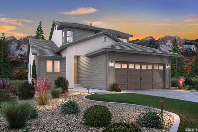 429 Dubois Lane #8, Genoa, NV 89411 (MLS #210015870) :: NVGemme Real Estate