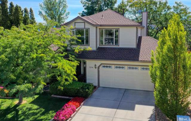 1314 Sandyhill Ln, Reno, NV 89523 (MLS #210015871) :: NVGemme Real Estate