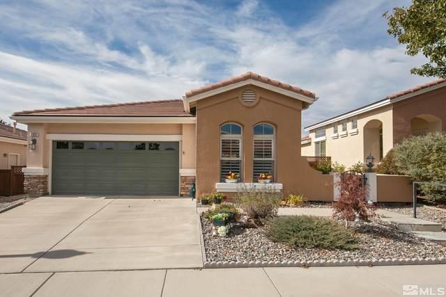 2097 Meritage Ct., Sparks, NV 89434 (MLS #210015874) :: NVGemme Real Estate