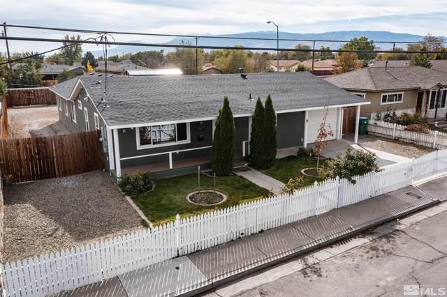 1560 Oliver Ave, Reno, NV 89512 (MLS #210015876) :: Chase International Real Estate