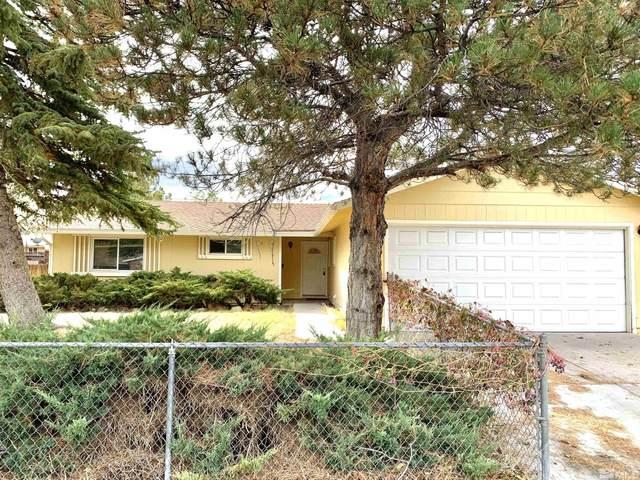 3123 Douglas Dr., Carson City, NV 89703 (MLS #210015877) :: NVGemme Real Estate