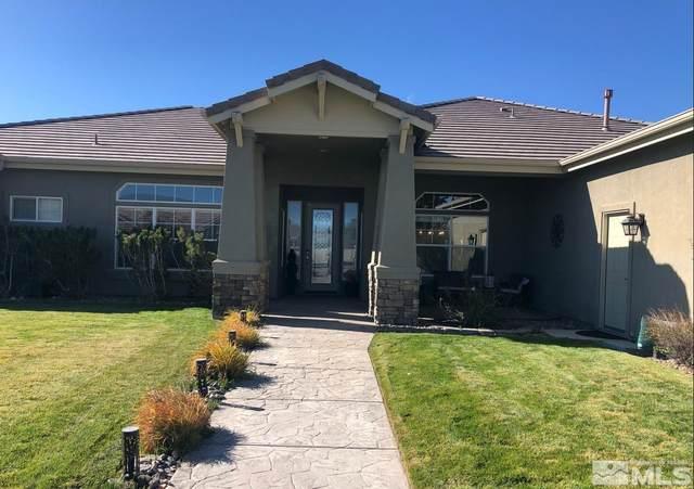 300 Mystic Mountain Dr, Sparks, NV 89441 (MLS #210015879) :: Chase International Real Estate