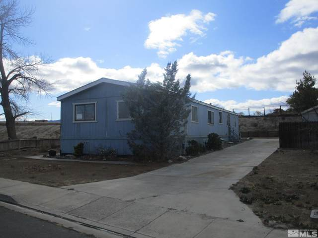 795 Turquoise Way, Fernley, NV 89408 (MLS #210015880) :: Colley Goode Group- CG Realty
