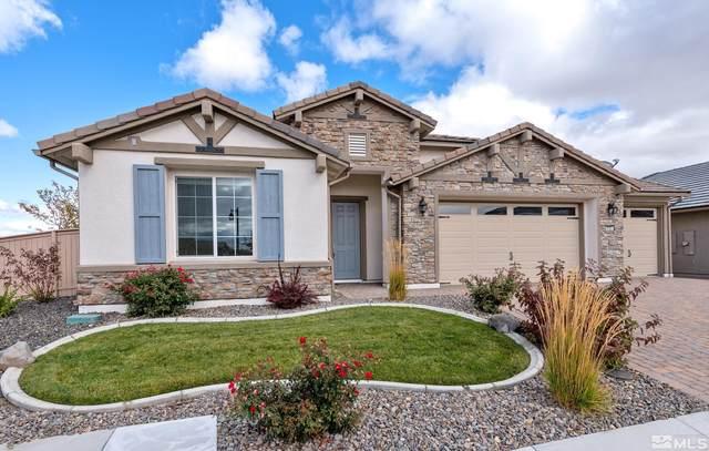 2101 Gregorgio Ln, Reno, NV 89511 (MLS #210015882) :: Chase International Real Estate