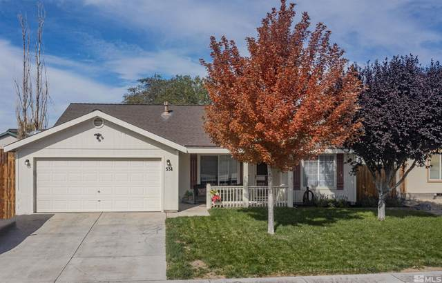 534 River Ranch Rd, Fernley, NV 89408 (MLS #210015883) :: Colley Goode Group- CG Realty