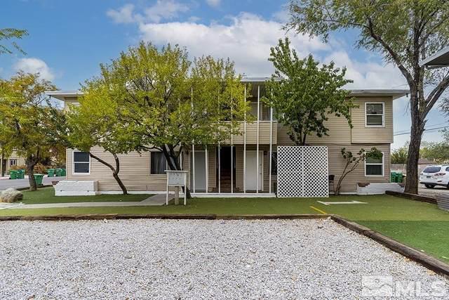 590 Denslowe Dr, Reno, NV 89512 (MLS #210015886) :: Chase International Real Estate