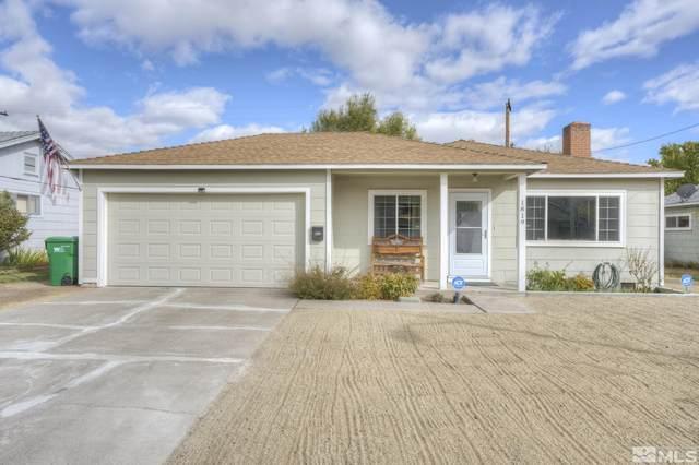 1819 N Division Street, Carson City, NV 89703 (MLS #210015887) :: NVGemme Real Estate
