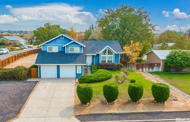 10590 Palm Springs Drive, Sparks, NV 89441 (MLS #210015890) :: Chase International Real Estate