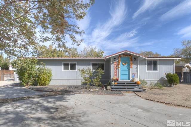 2428 E Nye, Carson City, NV 89706 (MLS #210015894) :: NVGemme Real Estate