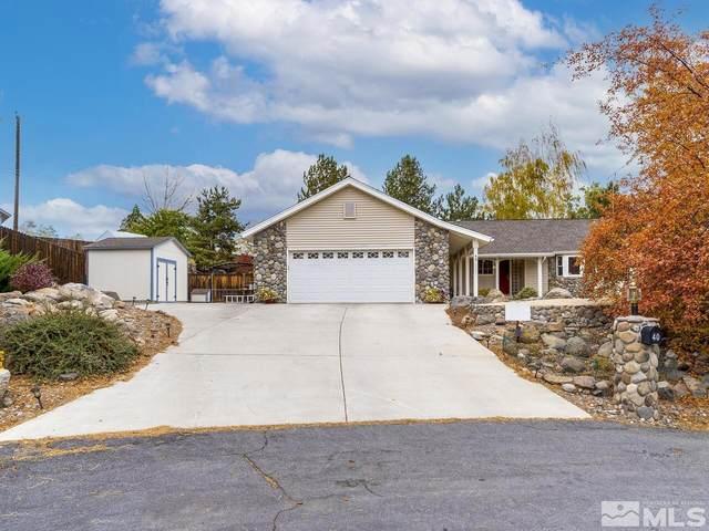 40 High Ridge, Reno, NV 89511 (MLS #210015896) :: NVGemme Real Estate