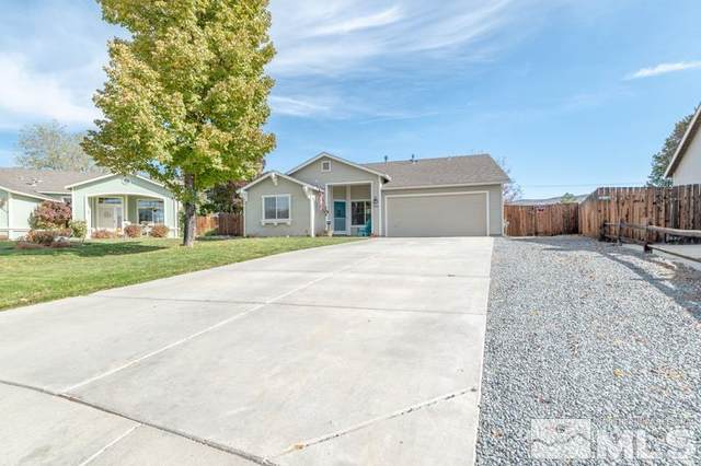 7840 Zafiro Ct., Sparks, NV 89436 (MLS #210015897) :: Chase International Real Estate