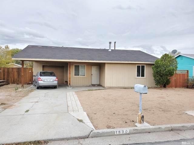 1830 Wilder Street, Reno, NV 89512 (MLS #210015901) :: Chase International Real Estate