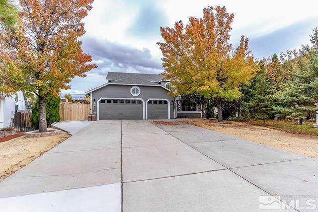 8406 Piper Place, Reno, NV 89506 (MLS #210015903) :: NVGemme Real Estate