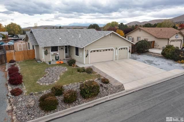 1031 Ringneck Way, Sparks, NV 89441 (MLS #210015908) :: Chase International Real Estate