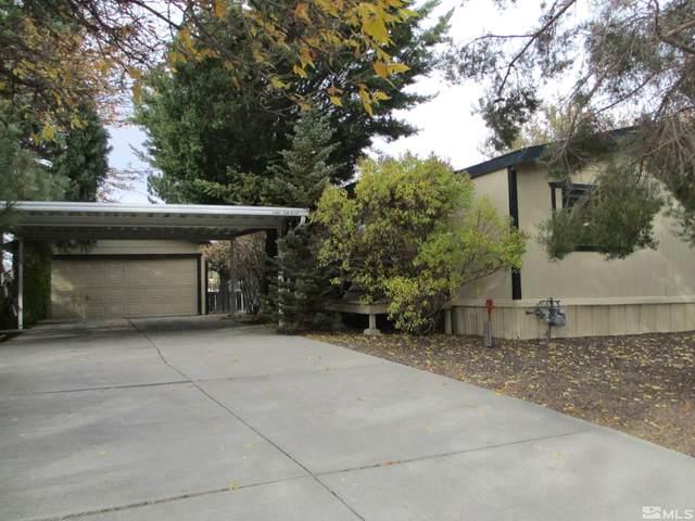 1382 Coronet Way, Carson City, NV 89701 (MLS #210015910) :: Chase International Real Estate