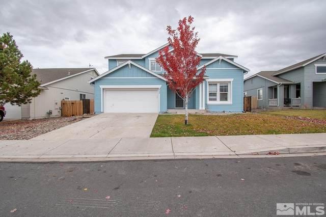 9140 Rising Moon Drive, Reno, NV 89506 (MLS #210015911) :: NVGemme Real Estate
