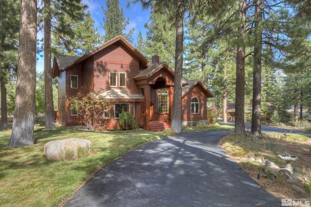 450 Douglas Fir Drive, Reno, NV 89511 (MLS #210015912) :: Vaulet Group Real Estate