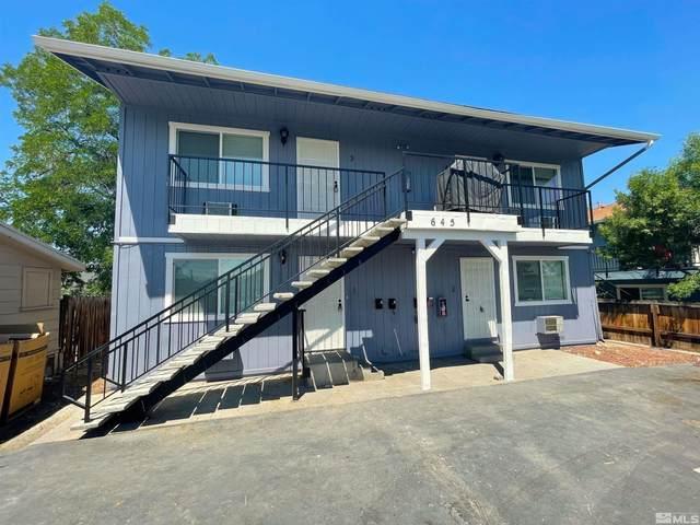 645 Quincy, Reno, NV 89512 (MLS #210015913) :: Chase International Real Estate