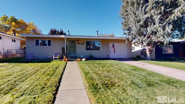 1220 Mizpah St, Winnemucca, NV 89445 (MLS #210015915) :: NVGemme Real Estate